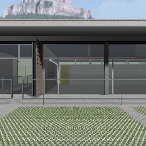 Centro Escolar de Ensino. Morella_España