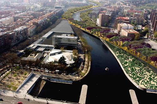 Imagen final de la propuesta para el año 2011. Madrid_España