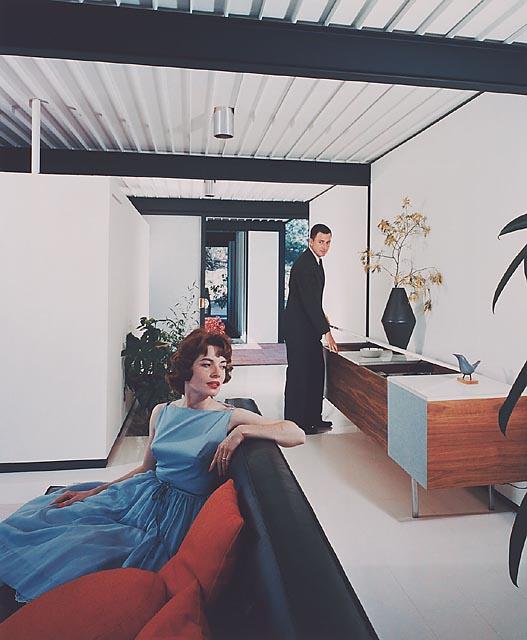 Case Study House, 1958