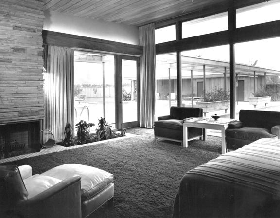 Frank Sinatra House, 1947