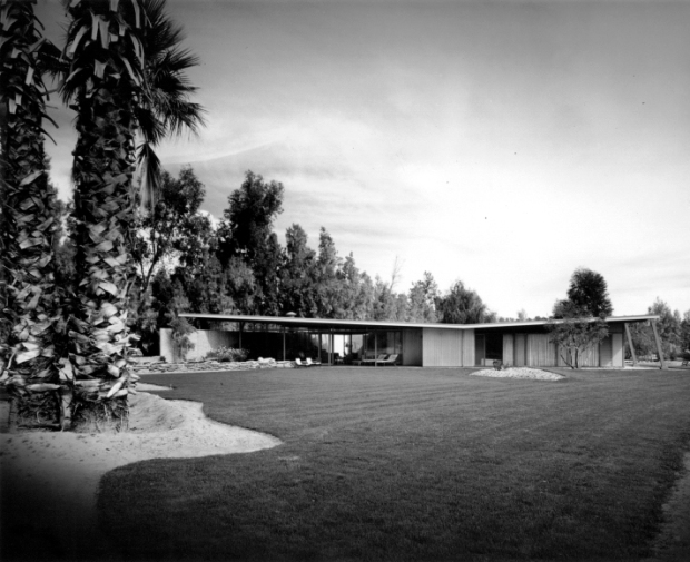 Williams House, 1955