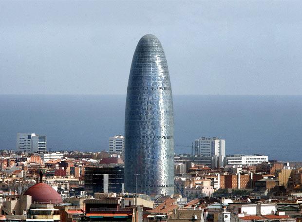 An lisis critico de la arquitectura 4 listado de obras y for Oficinas ing barcelona
