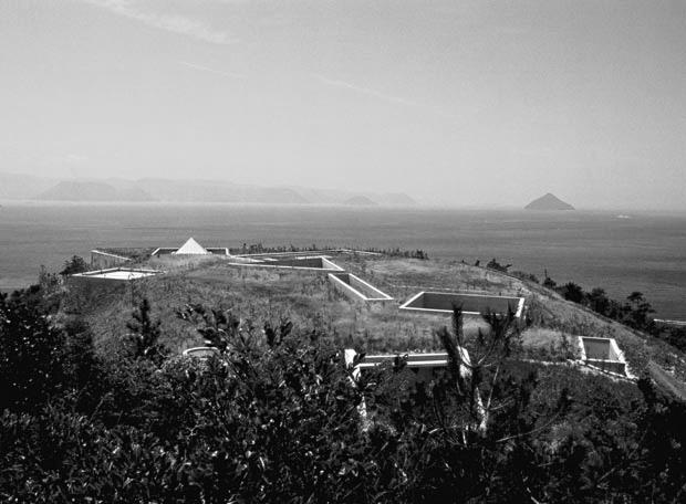 Museo de arte Chichu. Tadao Ando