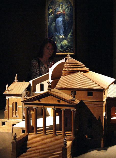 Orden y Simetría. Palladio. Joan Sánchez