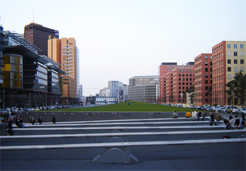 Mendelbohn Bartholdy Park. foto sánchez taffur