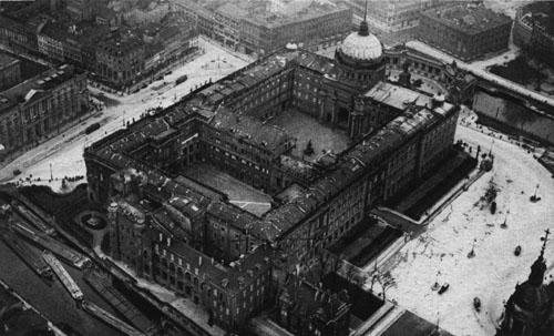 palacio de la república. demolido