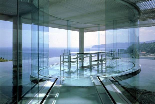Waterglass House