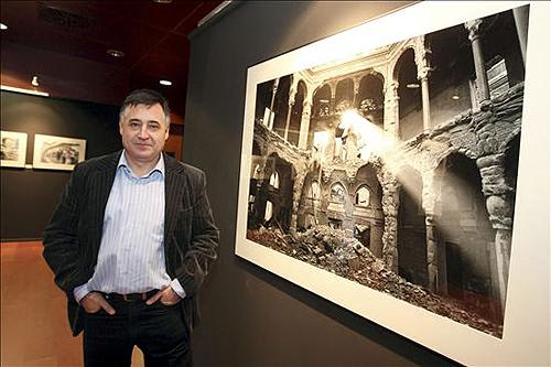 Gervasio Sánchez. Foto EFE