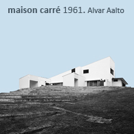 MAISON CARRÉ HOUSE 1961