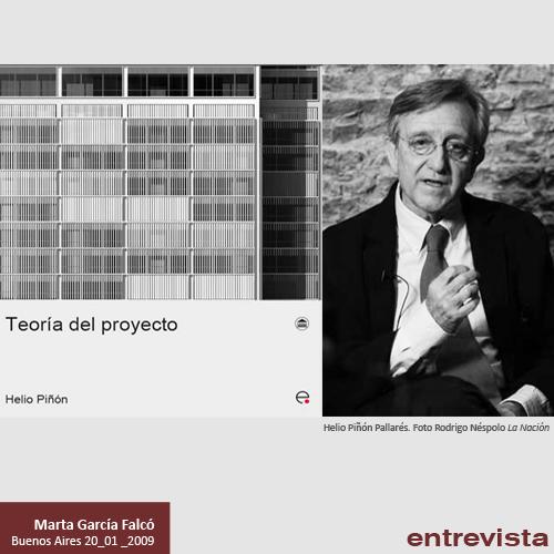 entrevista helio pin arquitecto espaol la nacin argentina