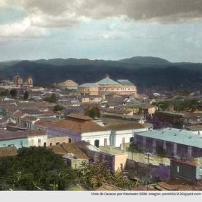 Caracas 1900
