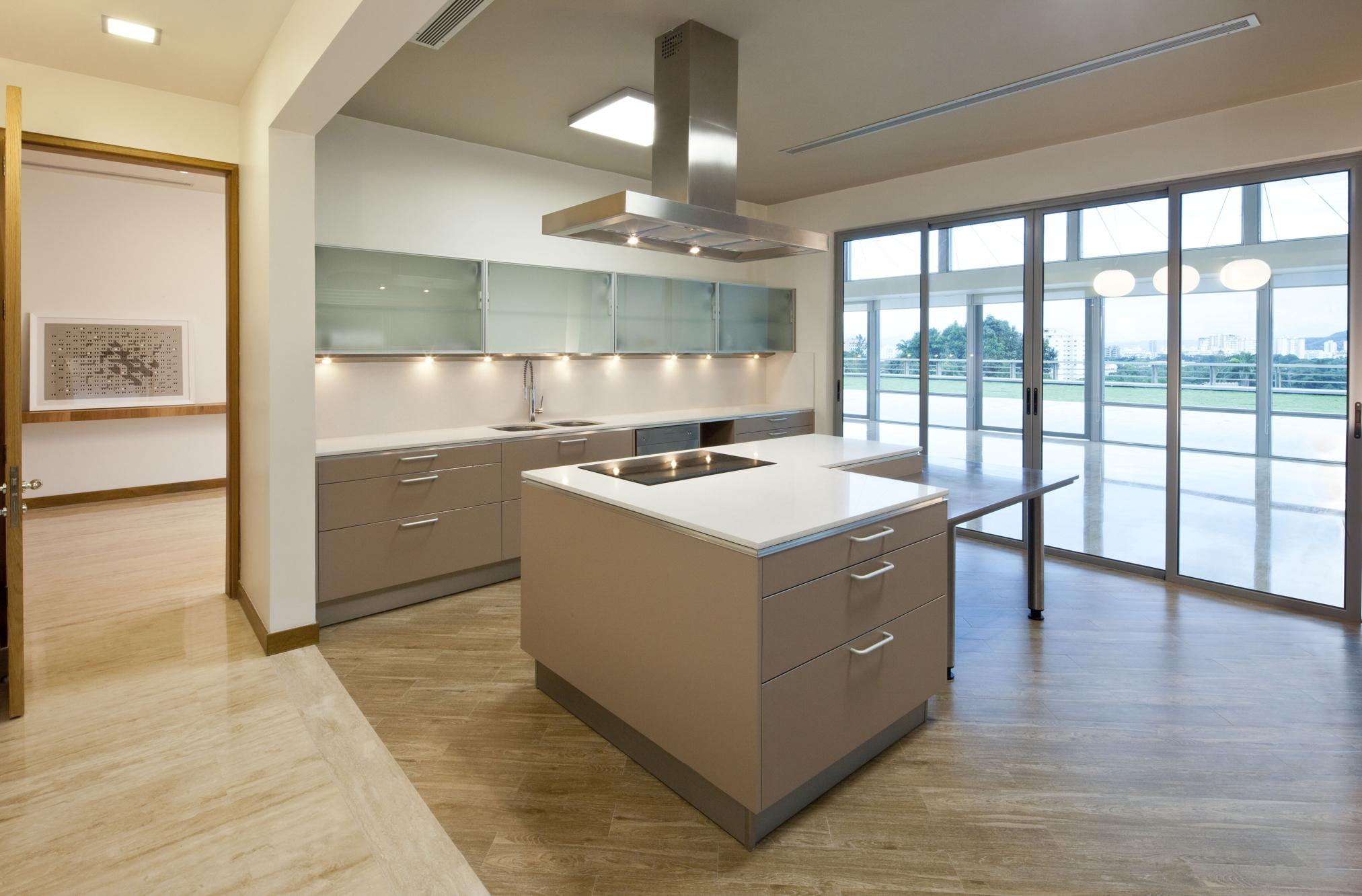 Cocina lpg propuestas in consultas for Tipos de cocina arquitectura