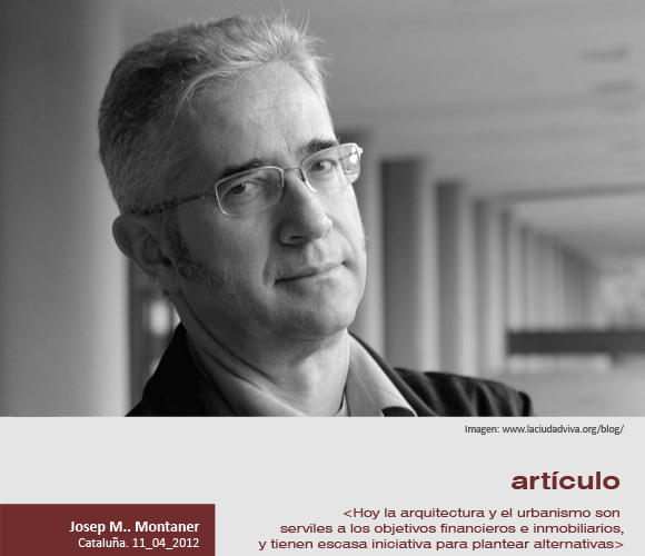 Art culo la extra a muerte de la cr tica de arquitectura for Articulos sobre arquitectura