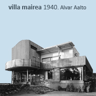 VILLA MAIREA HOUSE 1940