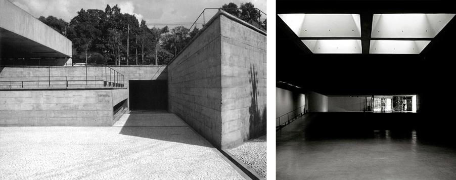 Museo Brasileño de Escultura. Sao Paulo, 1995.
