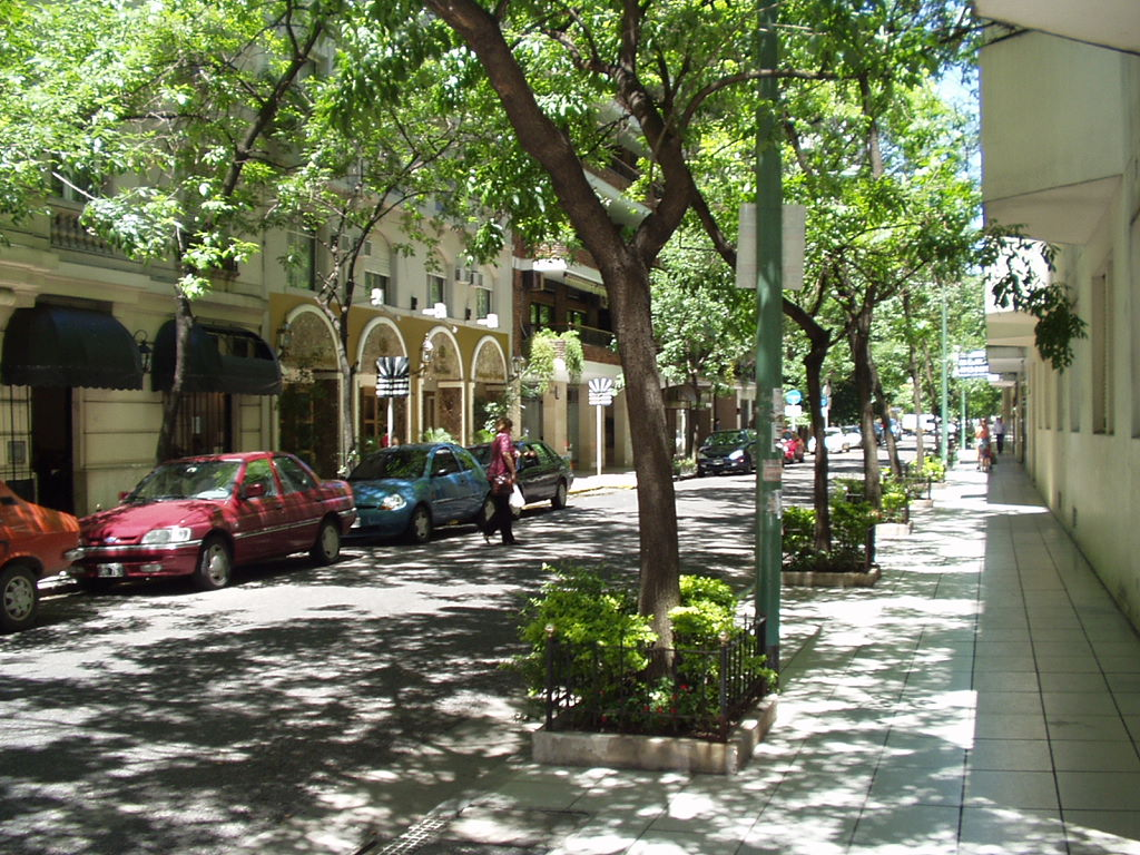 Espacio público Buenos Aires
