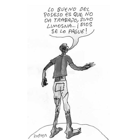 CARICATURA ZAPATA 12