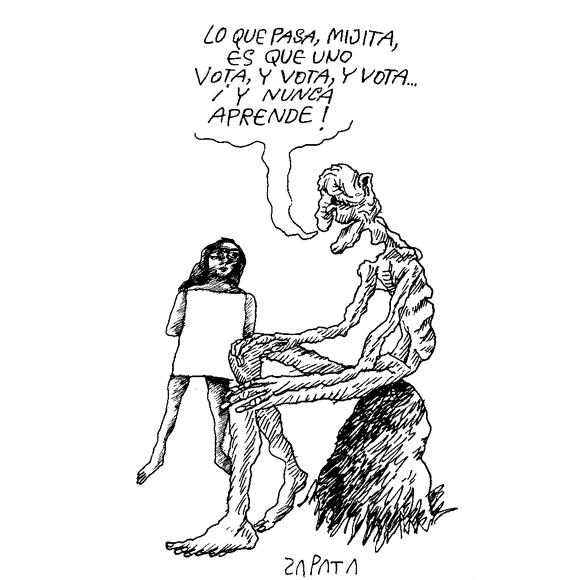 CARICATURA ZAPATA 15