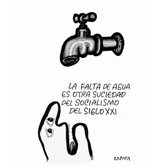 CARICATURA ZAPATA 7